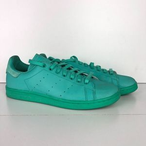 Adidas Mint Leather Stan Smith Sneakers